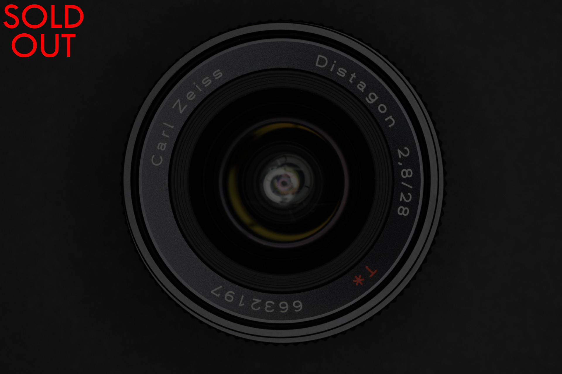Zeiss Distagon 28mm f2 8 T*   [mint]   FotoStrobo Camera Shop